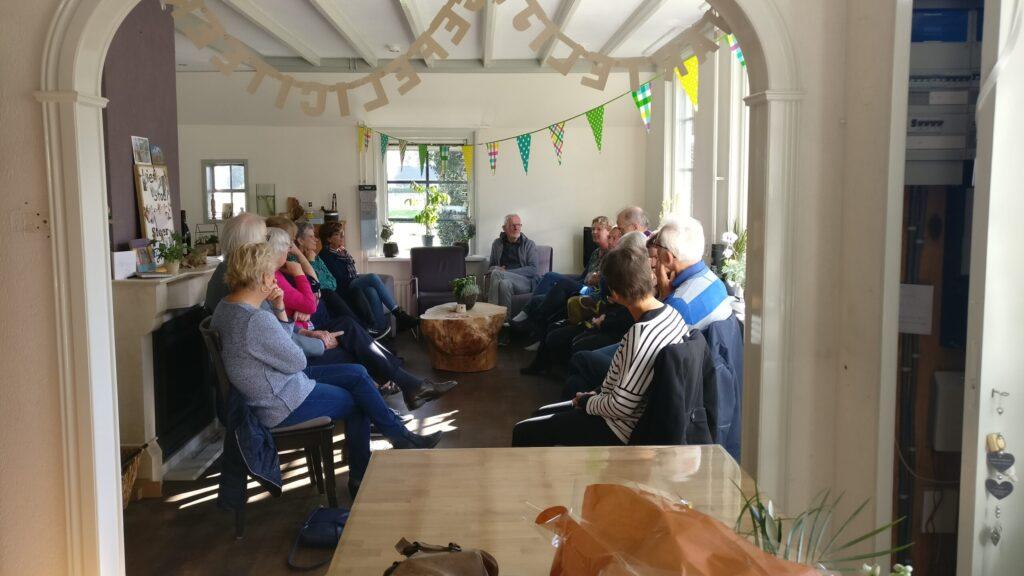 Diaconieën op bezoek bij een gezinshuis in Jeugddorp De Glind - Ontmoetingsdag 2019