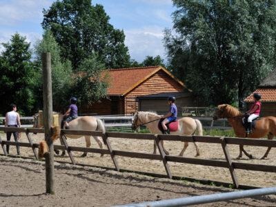 Vrijetijd - Paardrijden